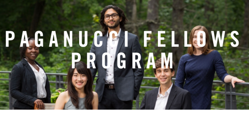 paganucci fellows program